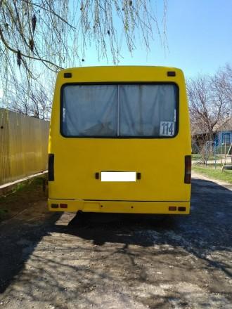 Автобус в отличном состоянии. Двигатель новый, кузов капремонт Черкассы 5 печек. Мариуполь, Донецкая область. фото 5