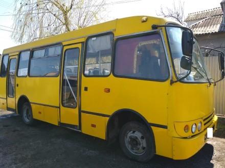 Автобус в отличном состоянии. Двигатель новый, кузов капремонт Черкассы 5 печек. Мариуполь, Донецкая область. фото 4