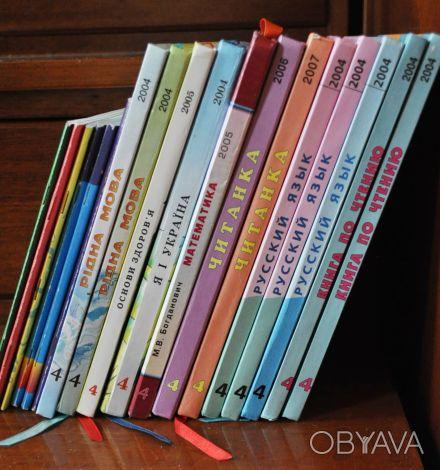 Учебники и рабочие тетради 4 клас. Все в очень хорошем состоянии, покупали второ. Киев, Киевская область. фото 1
