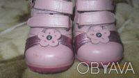 Отличные ботинки на девочку в отличном состоянии, натуральная кожа, супинатор и . Одеса, Одеська область. фото 3