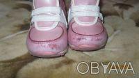 Зимние сапоги на девочку, мех не забитый, только стесаны немного носки, производ. Одесса, Одесская область. фото 3