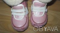 Зимние сапоги на девочку, мех не забитый, только стесаны немного носки, производ. Одесса, Одесская область. фото 6