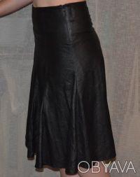 """Бренд """"NZL skirt"""". Размер 42,производство : Турция, имитация кожи. Длина 65 см,с. Одесса, Одесская область. фото 2"""