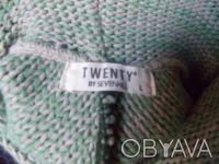 Очень оригинальный жилетик с воротником стоечка фирмы Twenty by Sevenhill. Произ. Одесса, Одесская область. фото 4