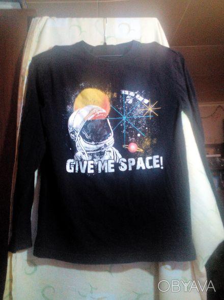 Оригинальный котоновый свитерок бренда EST.1989 Finest Quality Place для мальчик. Одесса, Одесская область. фото 1