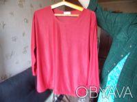 Красивая блуза большого размера. Одесса. фото 1