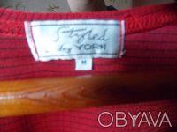 Блузочка в очень хорошем состоянии. Написано, что размер М, но, на самом деле он. Одесса, Одесская область. фото 7