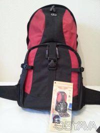 Рюкзак для фотоаппарата и объективов TAMRAC 5550 Adventure 10 Red. Киев. фото 1