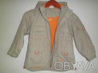 Куртка еітровка для мальчика. В отличном состоянии. Длина 51 см. Ширина в плечах. Черновцы, Черновицкая область. фото 2