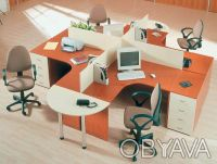 Офисная мебель на заказ от производителя. Киев. фото 1