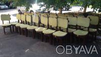 Куплю деревянные бу стулья для кафе, баров (выкуп мебели б.у). Киев. фото 1