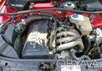 Продам двигатель Audi 1.8 ADR 125 лс. A4 / A6 / Cabrio ауди. Киев. фото 1