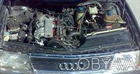 Продам двигатель Audi 2.3 NF 136 л.с. Audi 100. Киев. фото 1