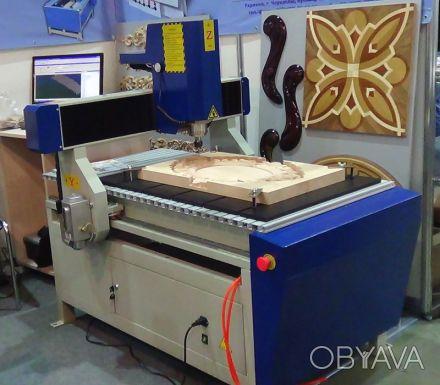 CNC-0609 Фрезерний верстат з ЧПУ
