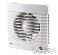Бытовой вентилятор с низким уровнем шума Вентс 100/125/150 Силента-М/С. Киев. фото 1