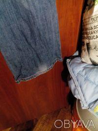 Джинсы для высокой девушки с заниженной талией бренда Colins. Размер 29|36. Сост. Одесса, Одесская область. фото 8