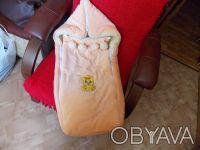 Теплый конверт для малыша. Одесса. фото 1