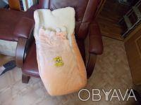Очень удобный конверт для Вашего малыша. Конвертом не пользовались, т.к. приобре. Одеса, Одеська область. фото 4
