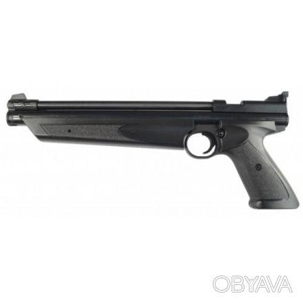 Пневматический пистолет Crosman 1377C American Classic – уникальный в своём роде. Запорожье, Запорожская область. фото 1