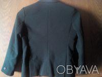 Пиджак школьный темно- зелёного цвета в хорошем состоянии. Есть нюанс немного р. Киев, Киевская область. фото 5