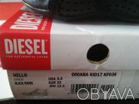 Стильные демисезонные полуботинки (кроссовки) фирмы Diesel, кожаные внутри и сна. Киев, Киевская область. фото 9