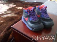 Супер кроссовки Nike, размер 22,5 (стелька 14,5см, подошва 16,5см), состояние от. Київ, Київська область. фото 3