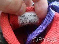 Супер кроссовки Nike, размер 22,5 (стелька 14,5см, подошва 16,5см), состояние от. Киев, Киевская область. фото 7