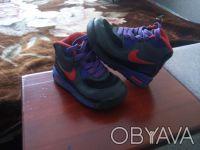 Супер кроссовки Nike, размер 22,5 (стелька 14,5см, подошва 16,5см), состояние от. Киев, Киевская область. фото 6