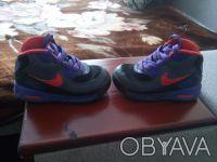 Супер кроссовки Nike, размер 22,5 (стелька 14,5см, подошва 16,5см), состояние от. Київ, Київська область. фото 4