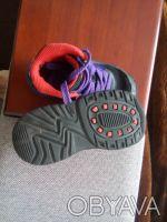 Супер кроссовки Nike, размер 22,5 (стелька 14,5см, подошва 16,5см), состояние от. Киев, Киевская область. фото 8
