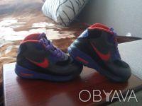 Супер кроссовки Nike, размер 22,5 (стелька 14,5см, подошва 16,5см), состояние от. Київ, Київська область. фото 2