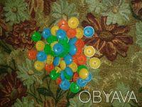 3 В 1 ( 2 кнопочные мозайки  и слоник мозаичный) для развития моторики деток .со. Житомир, Житомирська область. фото 3