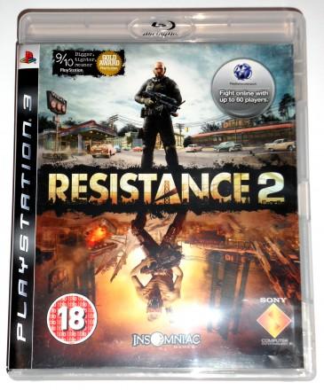Resistance 2 для PS3 диск. Запорожье. фото 1