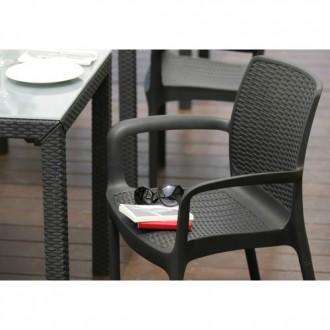 """"""" Садовый стул Bali Mono Allibert, Keter, Curver """"  Усядьтесь поудобнее и расс. Ужгород, Закарпатская область. фото 5"""