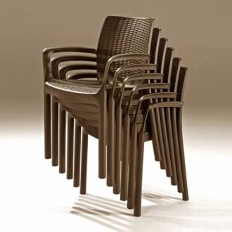 """"""" Садовый стул Bali Mono Allibert, Keter, Curver """"  Усядьтесь поудобнее и расс. Ужгород, Закарпатская область. фото 8"""