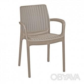 """"""" Садовый стул Bali Mono Allibert, Keter, Curver """"  Усядьтесь поудобнее и расс. Ужгород, Закарпатская область. фото 1"""