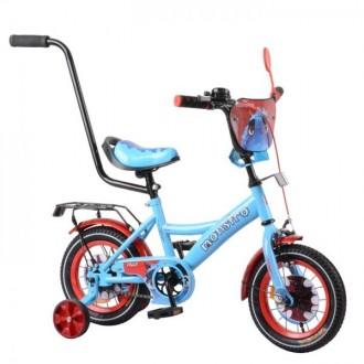 Велосипед TILLY Monstro 12 T. Херсон. фото 1