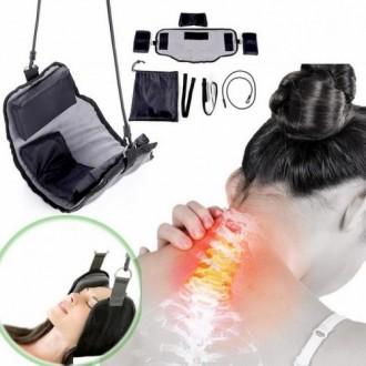 Шейный гамак помогает если головная боль и спазм мышц шеи. Киев. фото 1