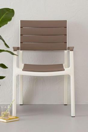 """"""" Садовый стул Harmony Armchair Allibert, Keter, Curver """"  Усядьтесь поудобнее. Ужгород, Закарпатская область. фото 13"""