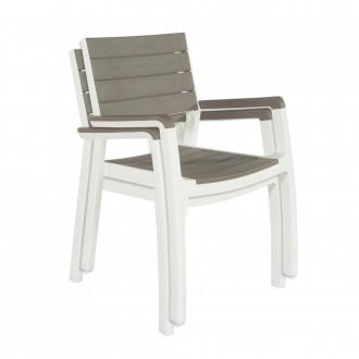 """"""" Садовый стул Harmony Armchair Allibert, Keter, Curver """"  Усядьтесь поудобнее. Ужгород, Закарпатская область. фото 3"""