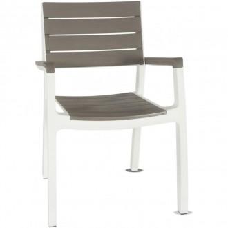 """"""" Садовый стул Harmony Armchair Allibert, Keter, Curver """"  Усядьтесь поудобнее. Ужгород, Закарпатская область. фото 4"""