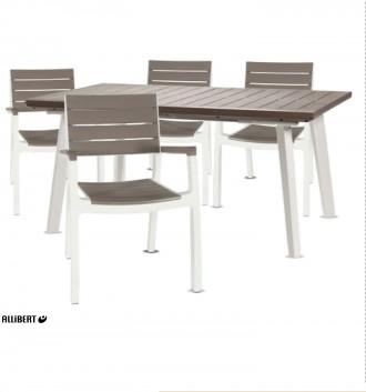 """"""" Садовый стул Harmony Armchair Allibert, Keter, Curver """"  Усядьтесь поудобнее. Ужгород, Закарпатская область. фото 10"""