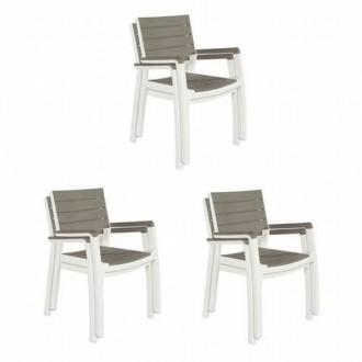 """"""" Садовый стул Harmony Armchair Allibert, Keter, Curver """"  Усядьтесь поудобнее. Ужгород, Закарпатская область. фото 11"""