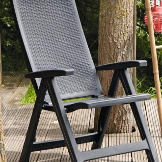 """"""" Садовый стул Montreal Allibert, Keter, Curver """"  Усядьтесь поудобнее и рассл. Ужгород, Закарпатская область. фото 3"""