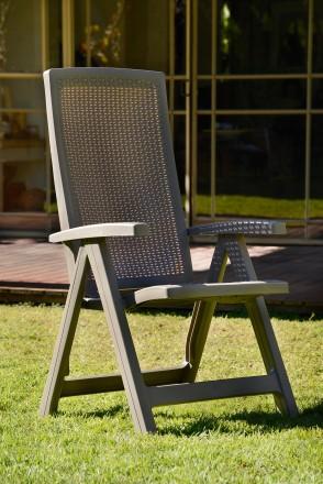 """"""" Садовый стул Montreal Allibert, Keter, Curver """"  Усядьтесь поудобнее и рассл. Ужгород, Закарпатская область. фото 11"""