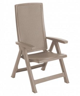 """"""" Садовый стул Montreal Allibert, Keter, Curver """"  Усядьтесь поудобнее и рассл. Ужгород, Закарпатская область. фото 2"""