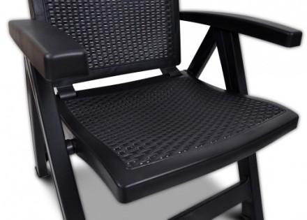 """"""" Садовый стул Montreal Allibert, Keter, Curver """"  Усядьтесь поудобнее и рассл. Ужгород, Закарпатская область. фото 9"""