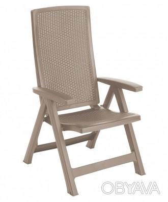 """"""" Садовый стул Montreal Allibert, Keter, Curver """"  Усядьтесь поудобнее и рассл. Ужгород, Закарпатская область. фото 1"""