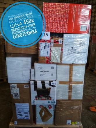 EUROTEXNIKAVOVA.OLX.UA Пропонуємо Вашій увазі мікс палети з технікою Klarstein . Ратно, Волынская область. фото 3
