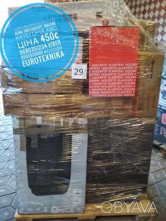 EUROTEXNIKAVOVA.OLX.UA Пропонуємо Вашій увазі мікс палети з технікою Klarstein . Ратно, Волынская область. фото 1